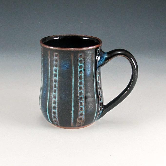 Decorated Mug