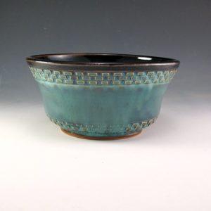 Decorative Salad Bowl