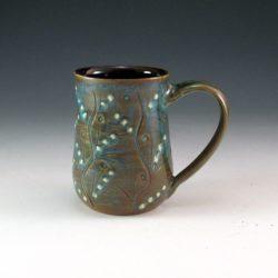 Dot and Divot Mug
