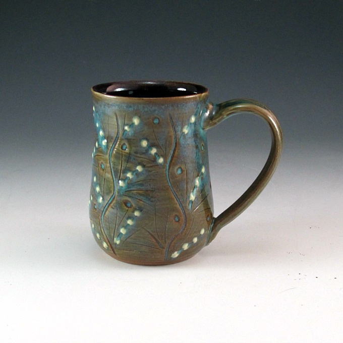 Dot and Divot Mug