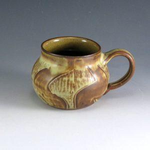 Semi-Gloss Beige Mug