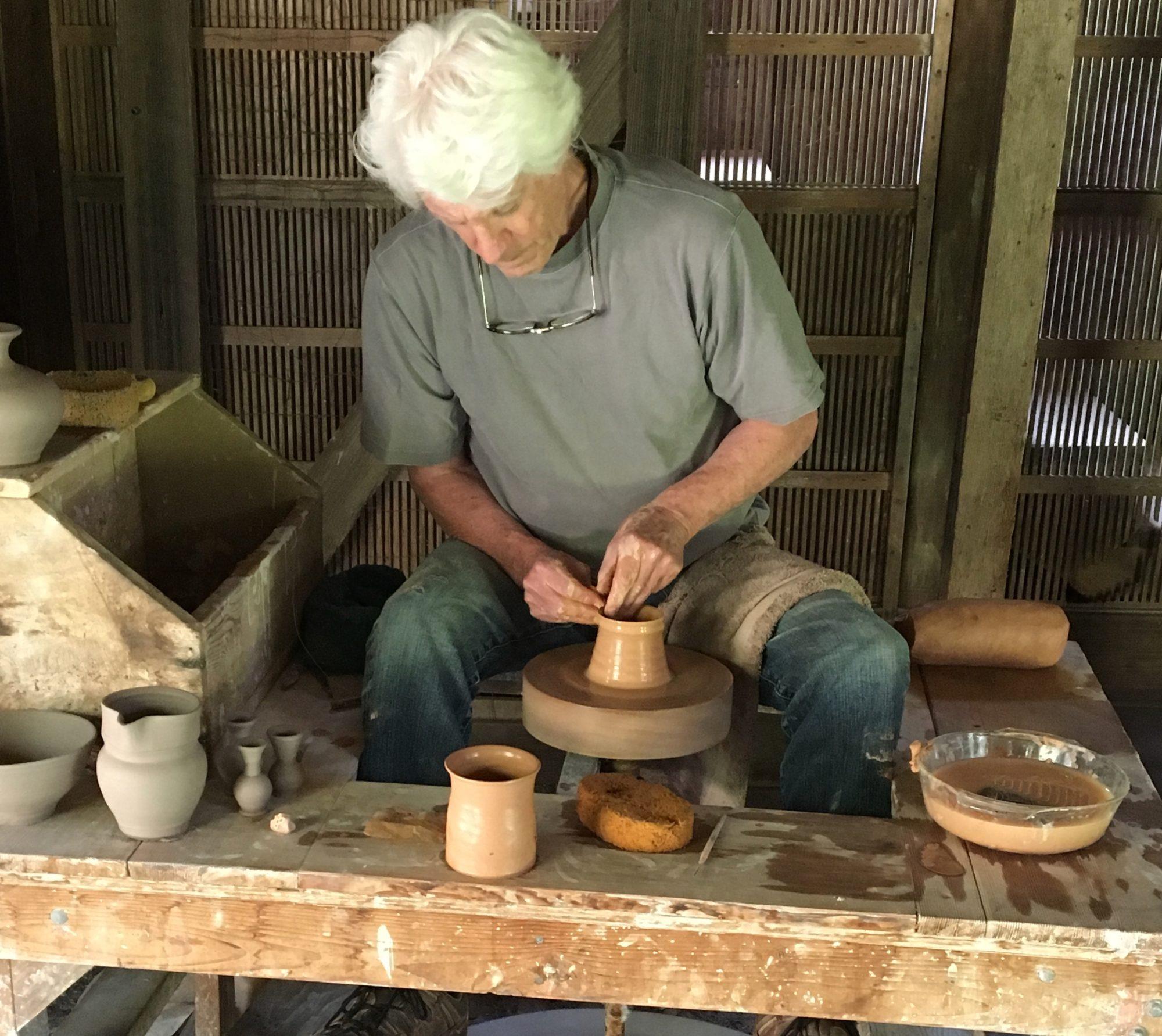Frank Philipps Pottery
